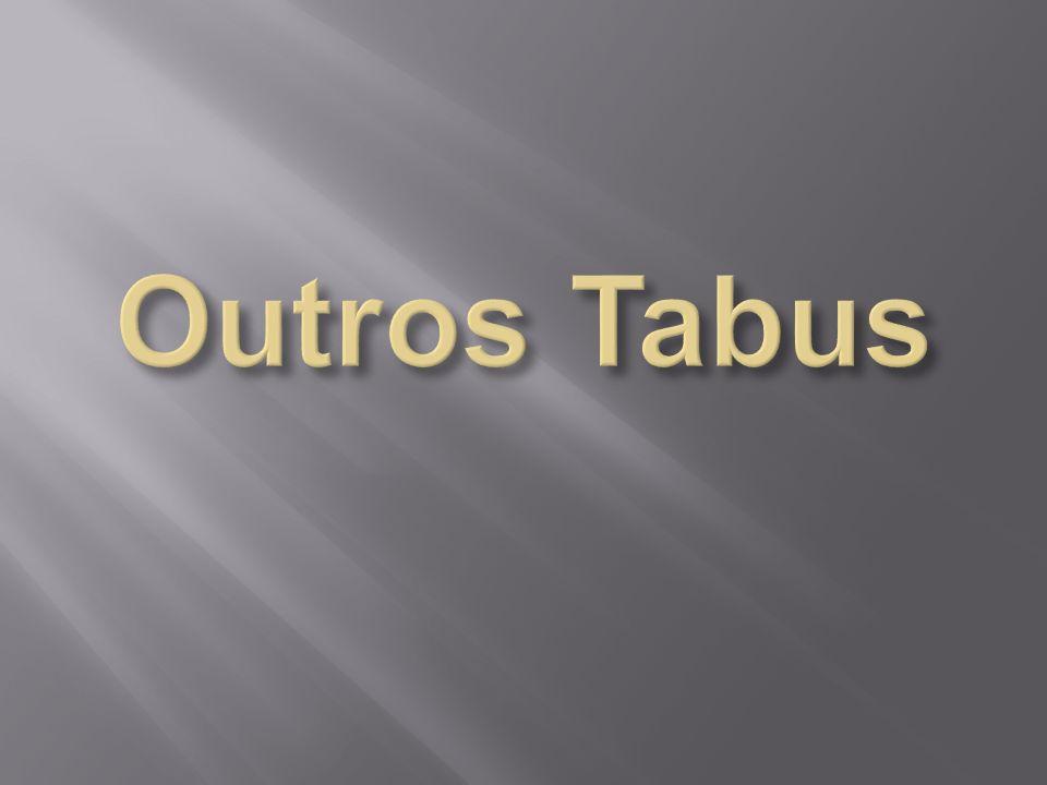 Outros Tabus