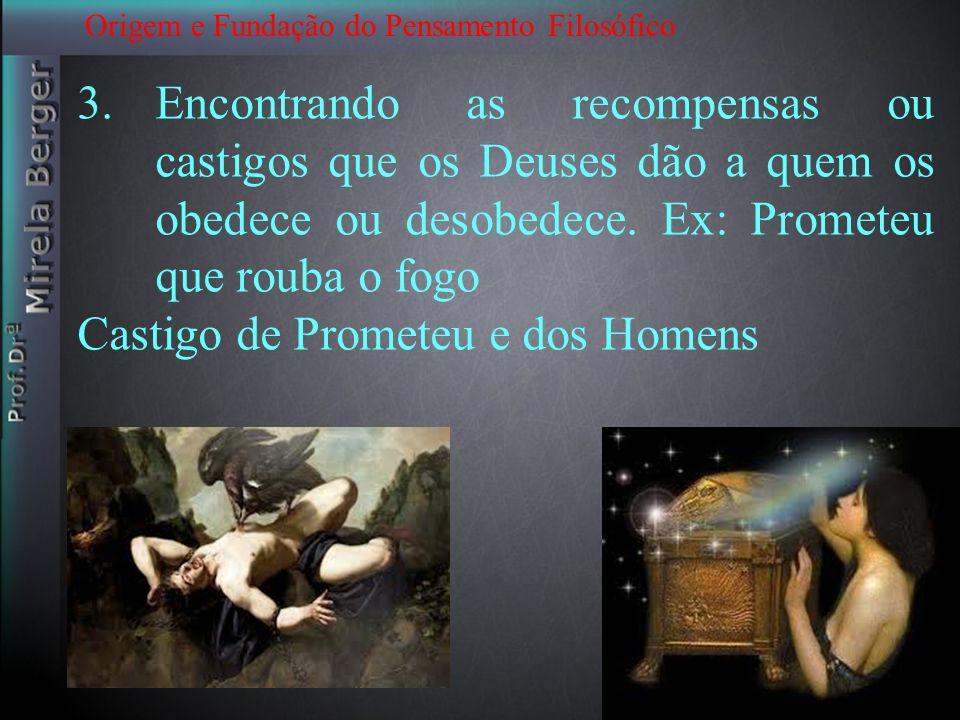 Castigo de Prometeu e dos Homens