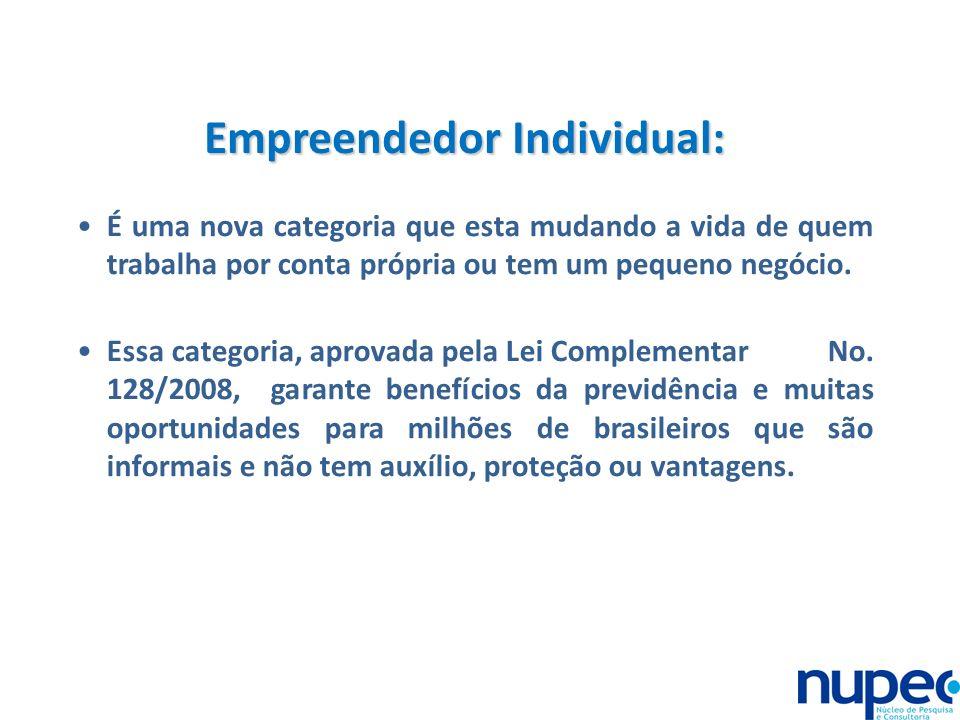 Empreendedor Individual: