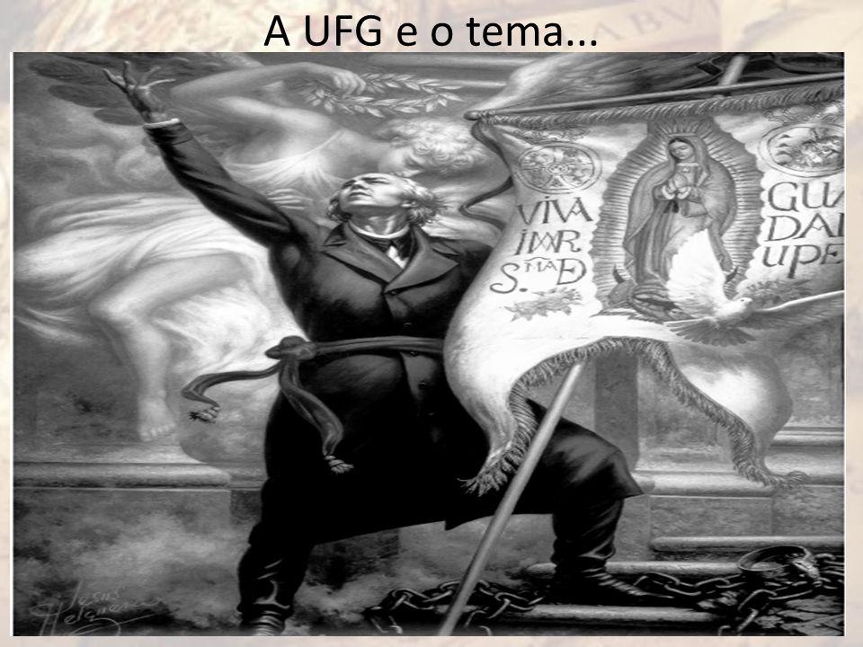 A UFG e o tema...
