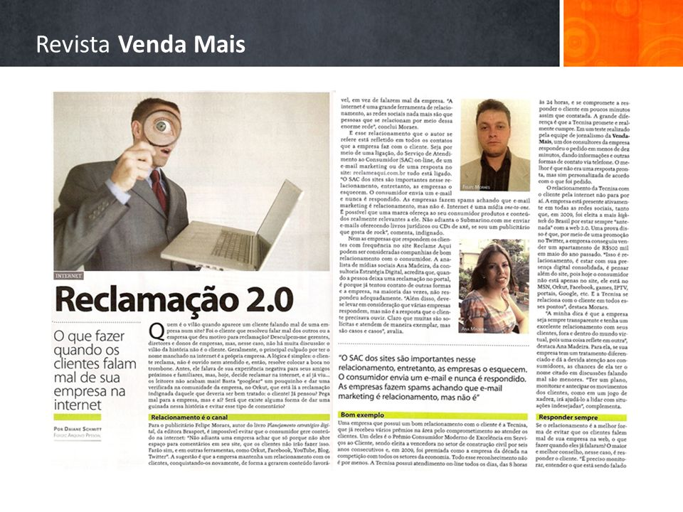 Revista Venda Mais