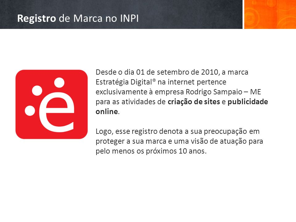 Registro de Marca no INPI