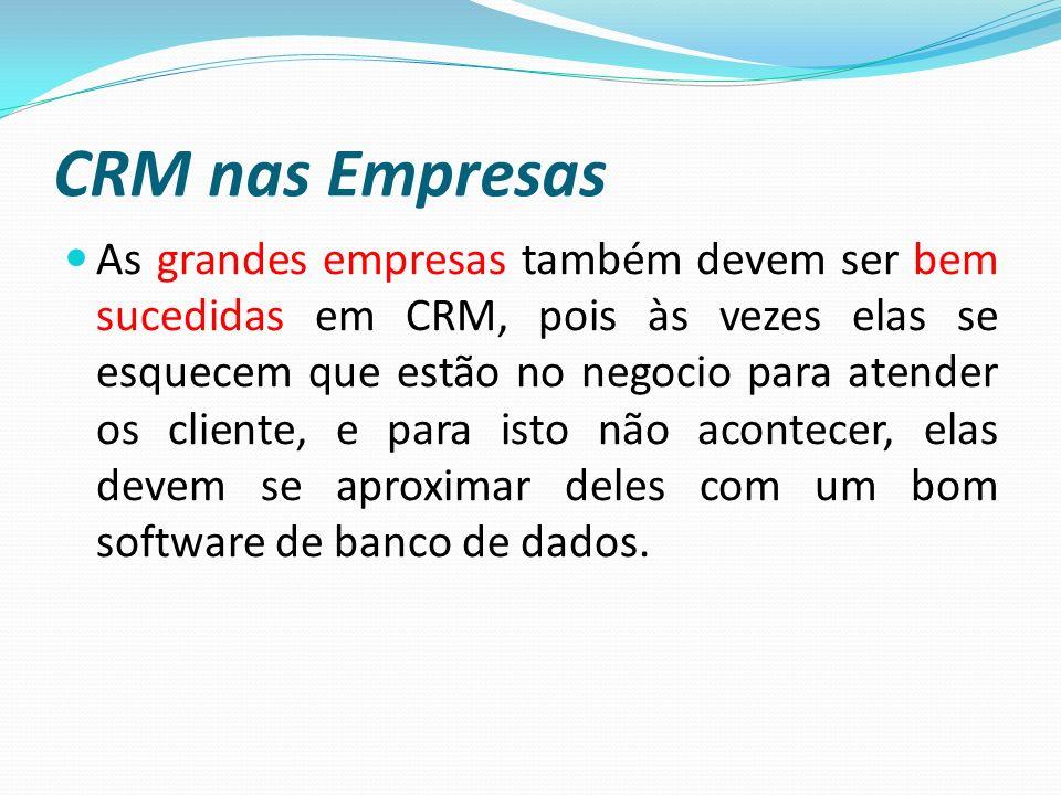 CRM nas Empresas