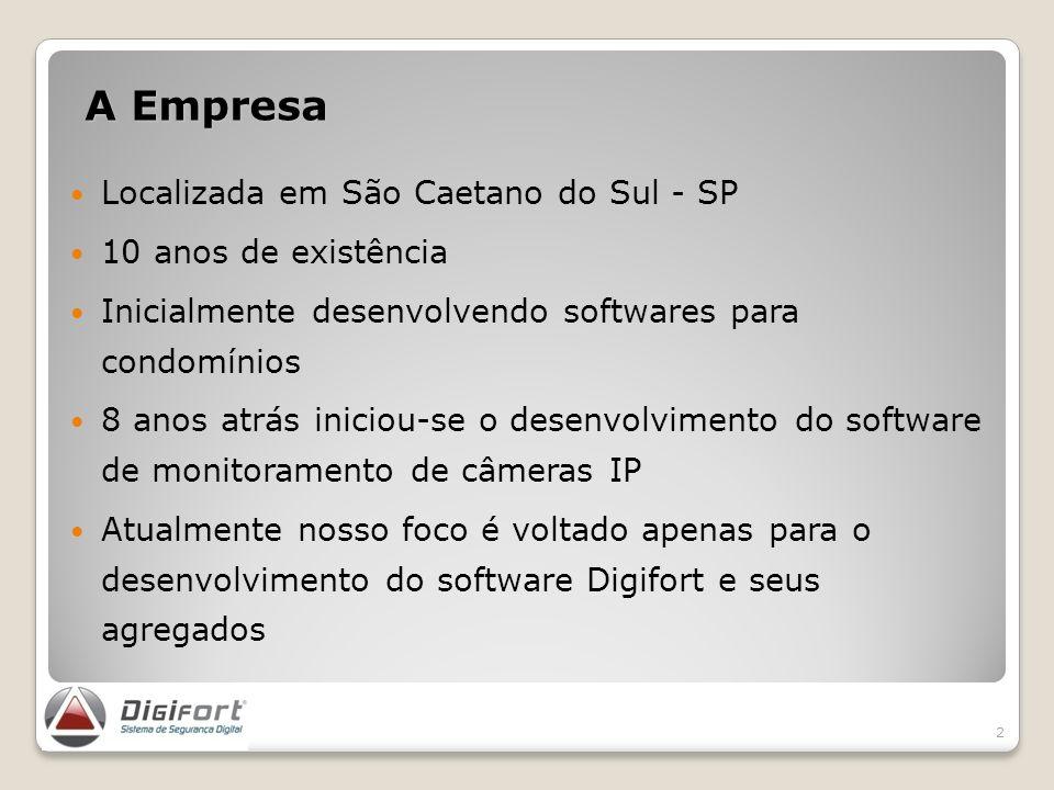 A Empresa Localizada em São Caetano do Sul - SP 10 anos de existência