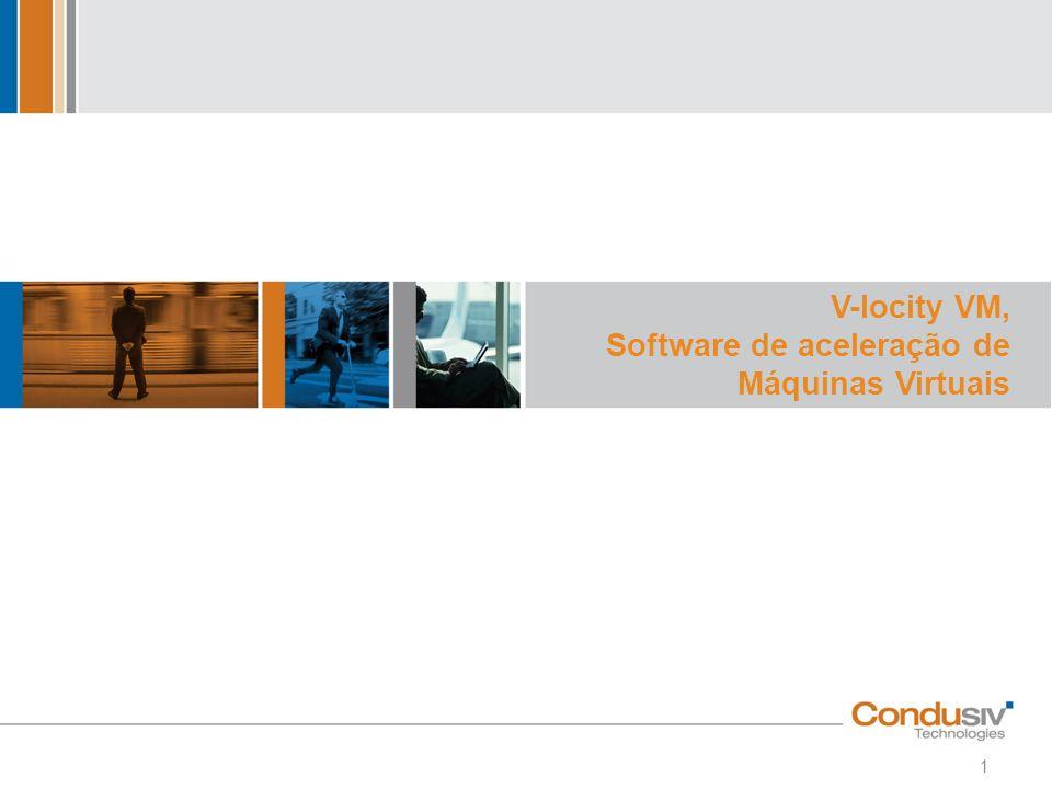 V-locity VM, Software de aceleração de Máquinas Virtuais