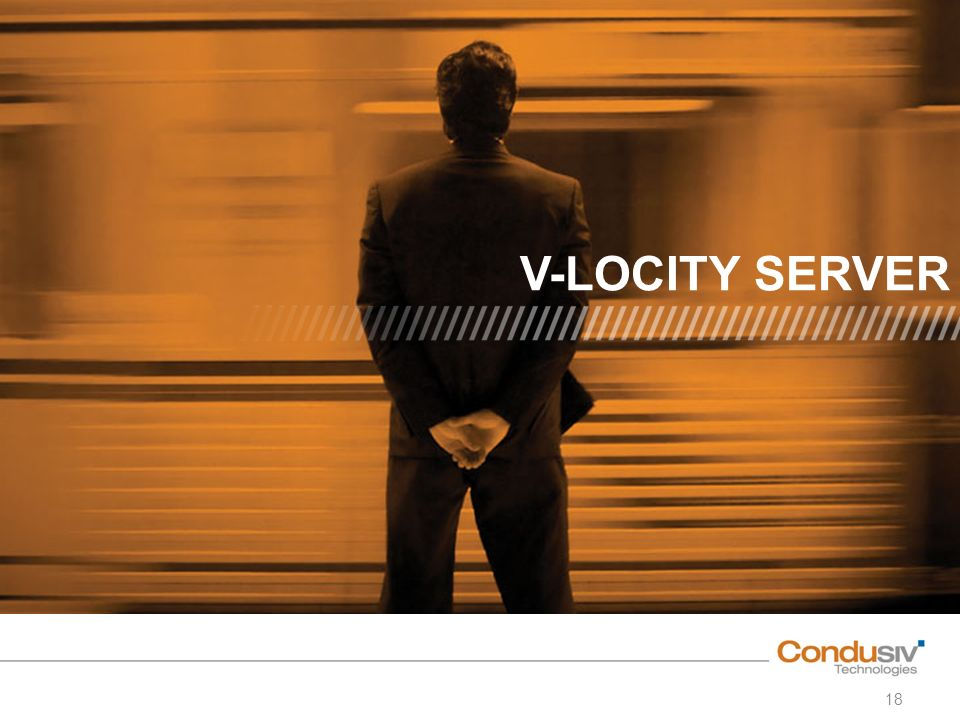 V-LOCITY SERVER