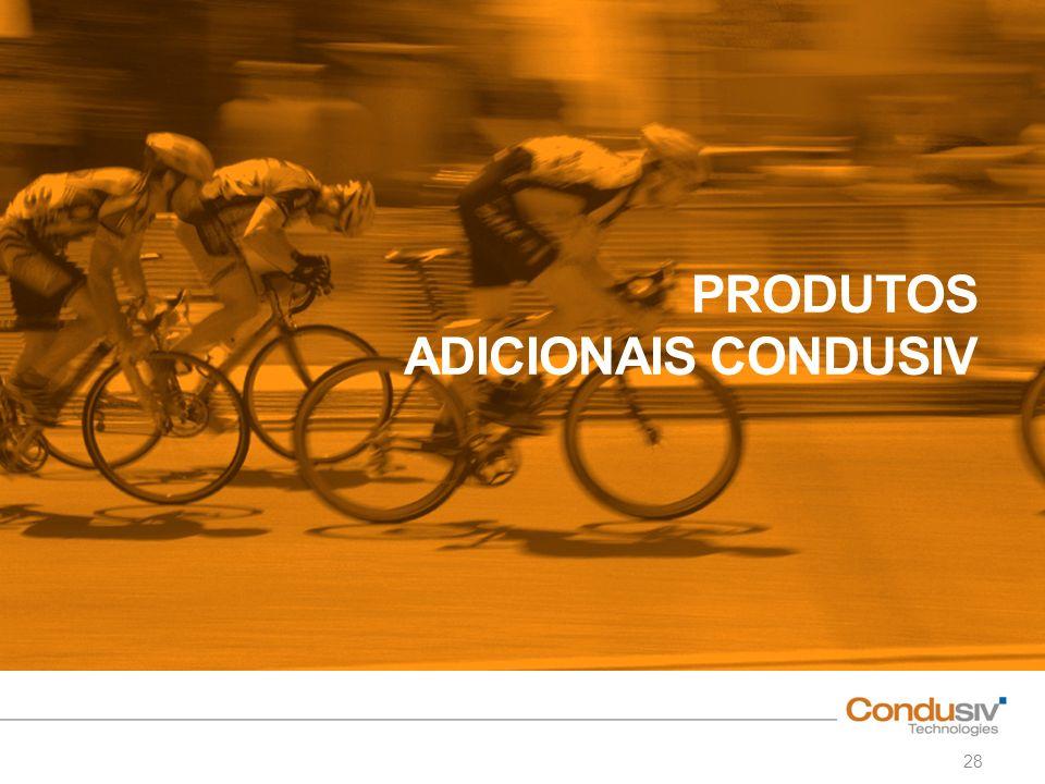 Produtos Adicionais Condusiv