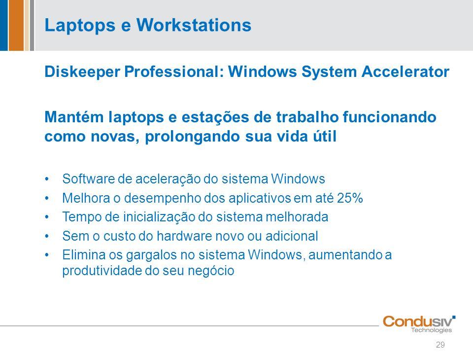 Laptops e Workstations