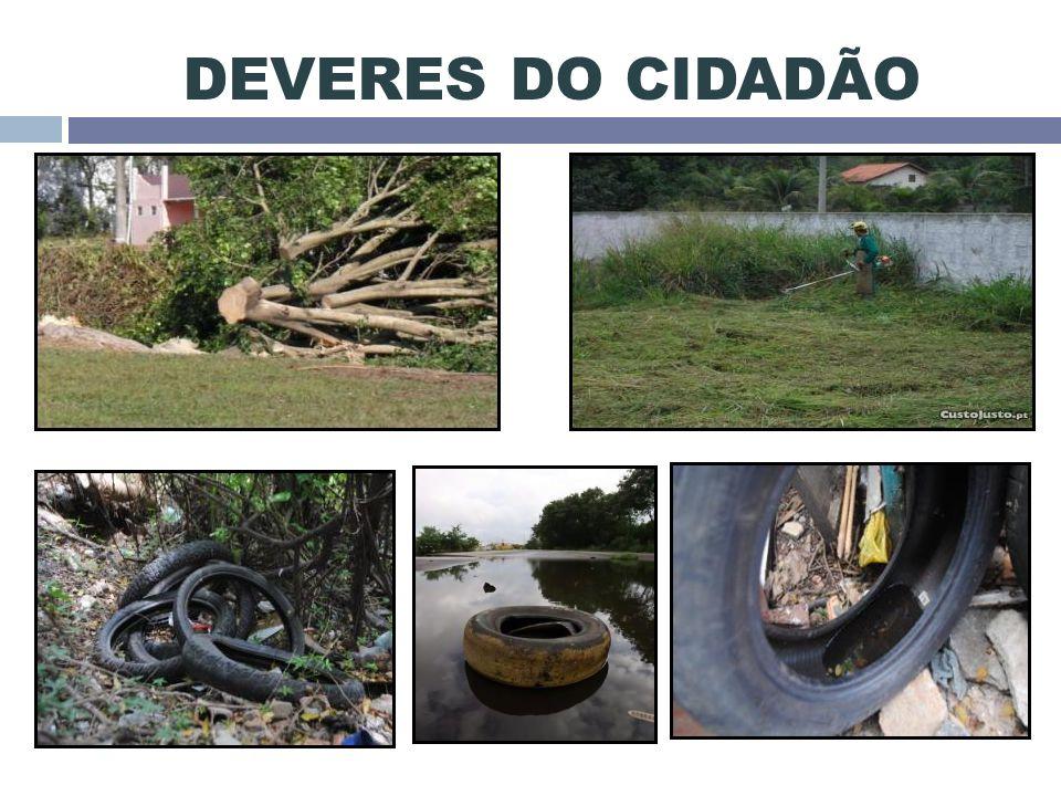 DEVERES DO CIDADÃO