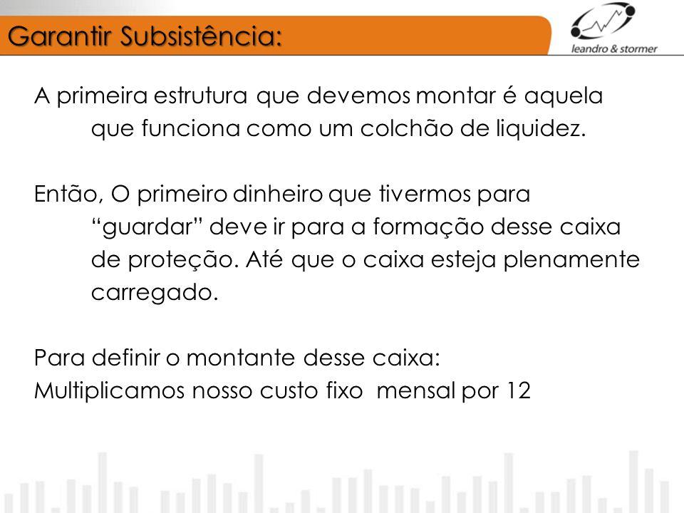 Garantir Subsistência: