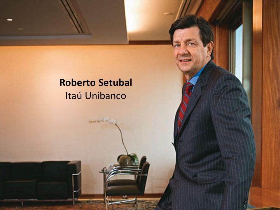 Roberto Setubal Itaú Unibanco