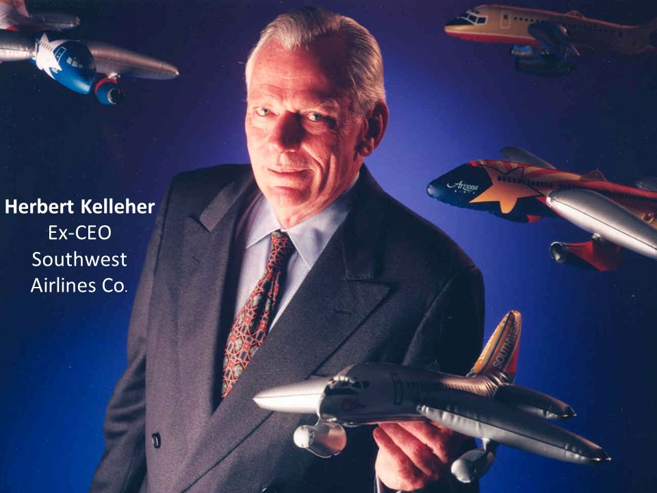 Ex-CEO Southwest Airlines Co.