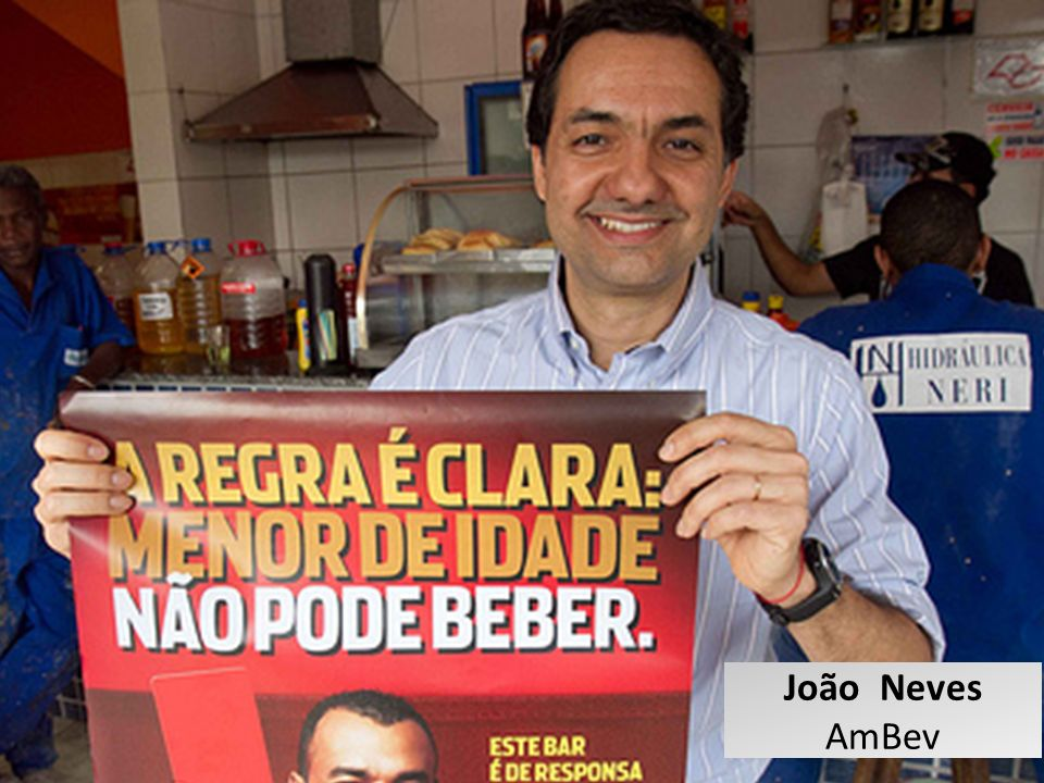 João Neves AmBev