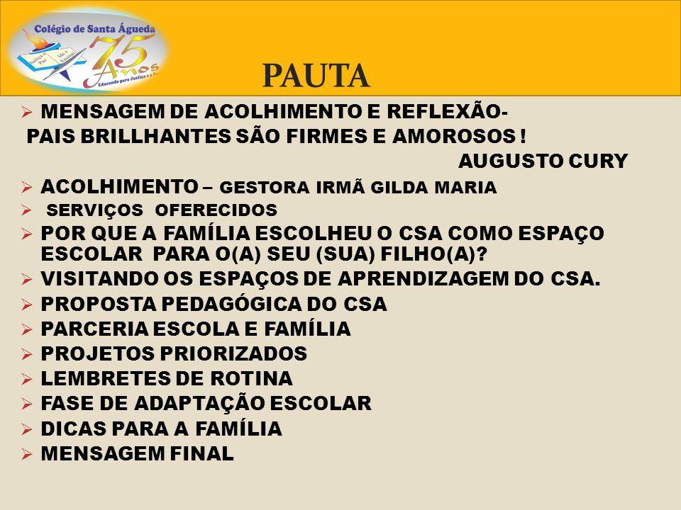 Populares COLÉGIO DE SANTA ÁGUEDA ESCOLA E FAMÍLIA : UMA PARCERIA QUE DÁ  GQ52