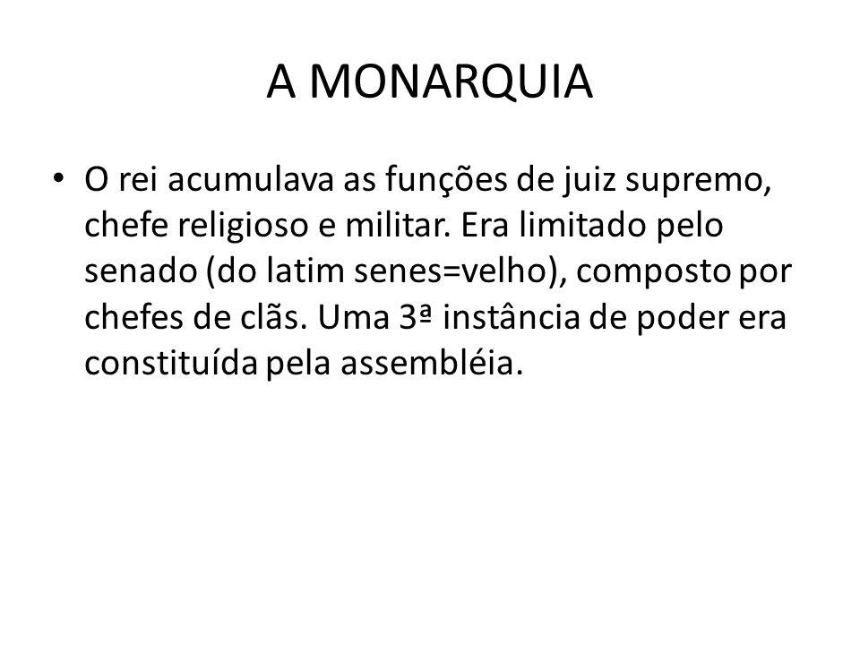 A MONARQUIA