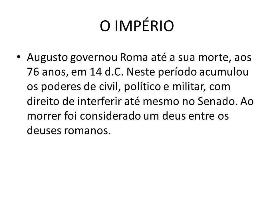 O IMPÉRIO