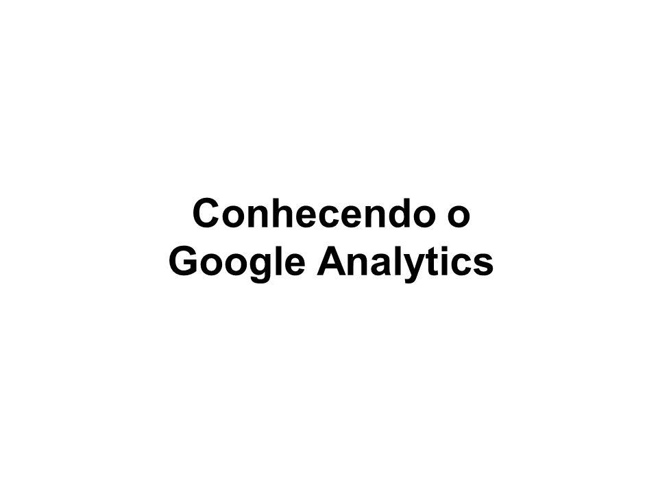 Conhecendo o Google Analytics