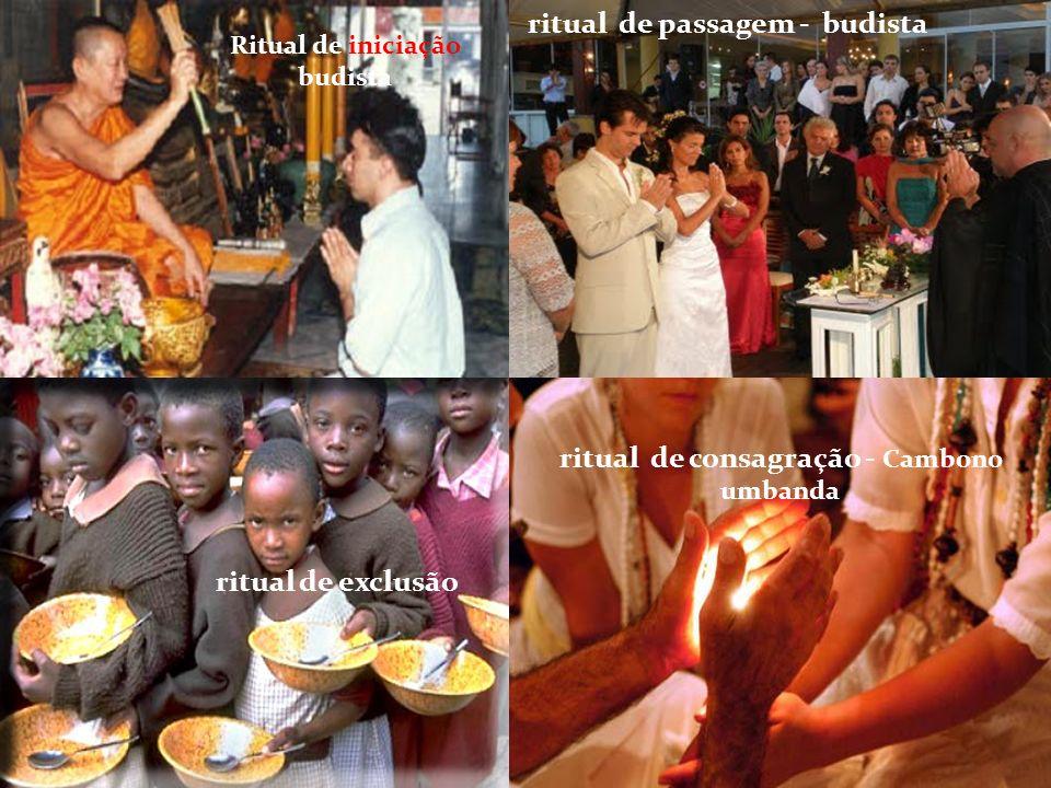 Ritual de iniciação budista ritual de consagração - Cambono umbanda