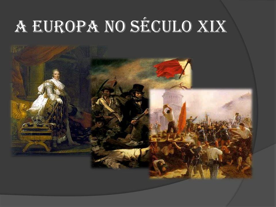 A Europa no século XIX