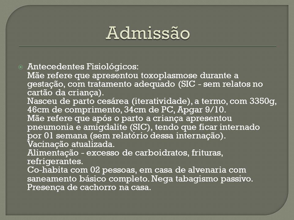 Admissão
