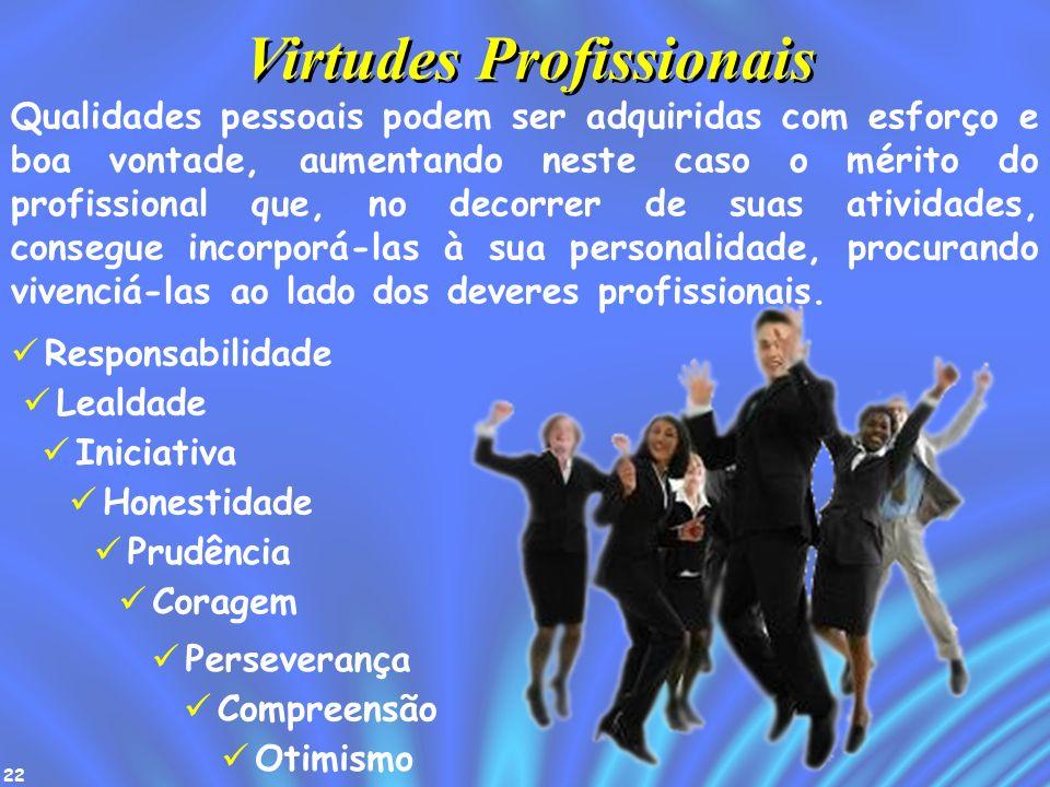 Virtudes Profissionais
