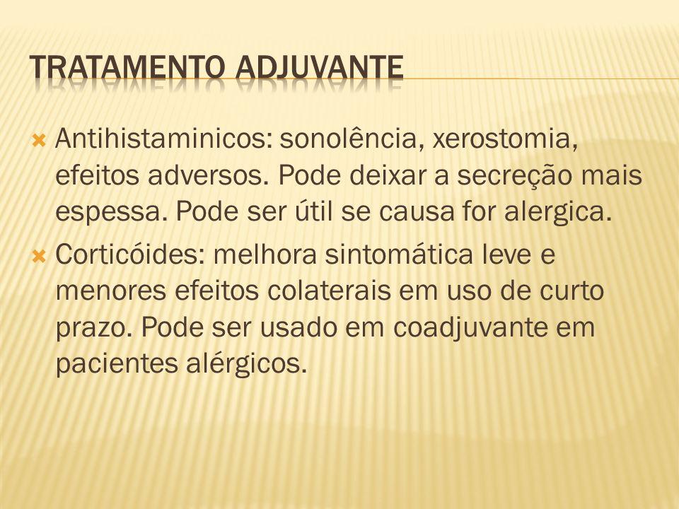 Tratamento adjuvante