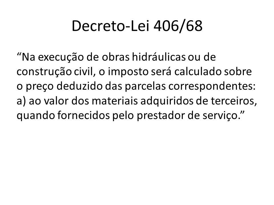 Decreto-Lei 406/68