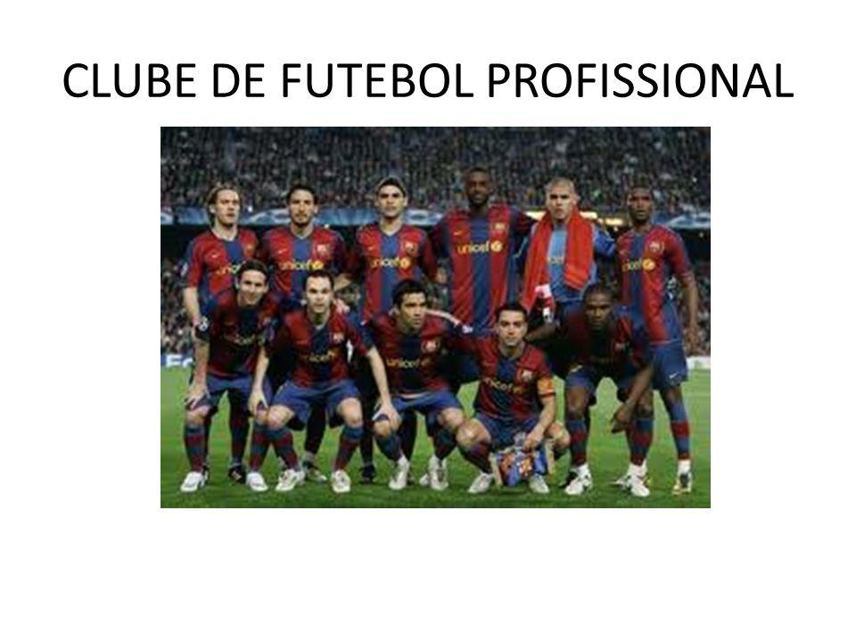 CLUBE DE FUTEBOL PROFISSIONAL
