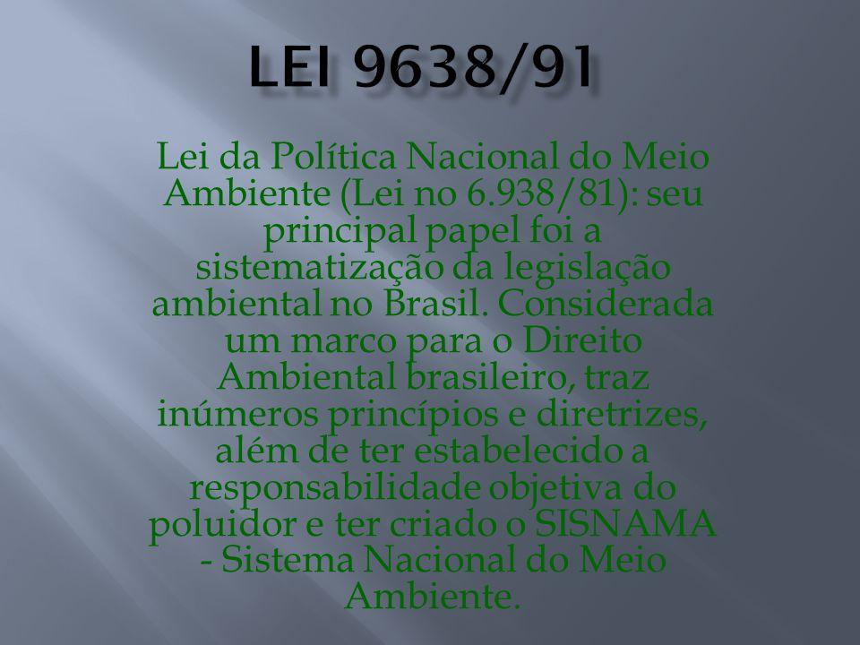 LEI 9638/91