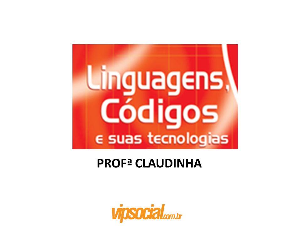 PROFª CLAUDINHA