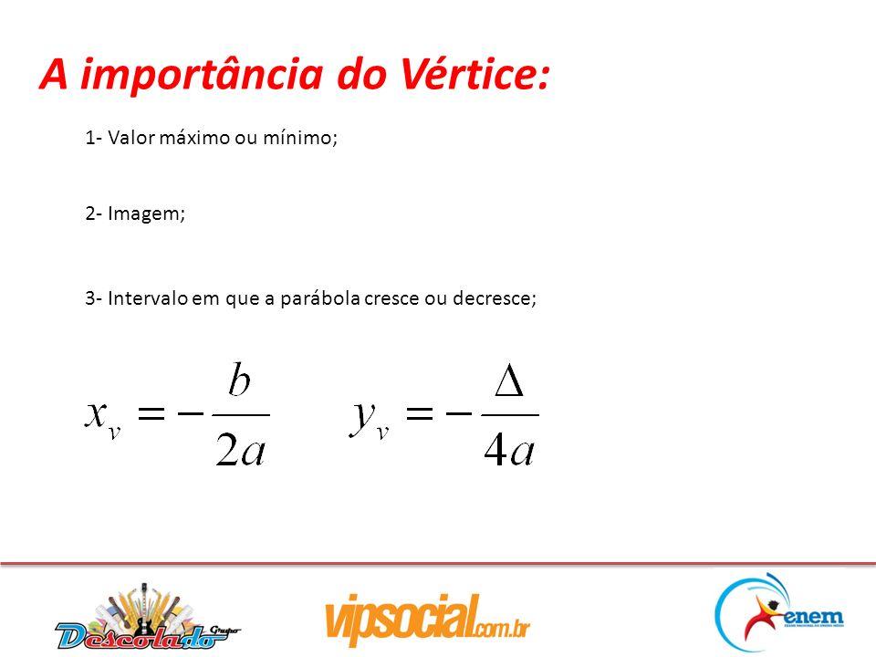 A importância do Vértice: