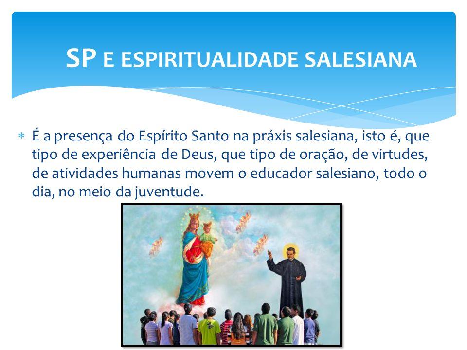 SP e espiritualidade salesiana