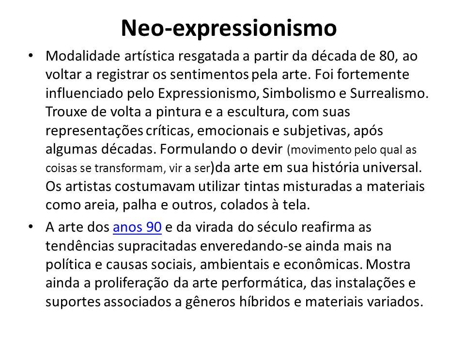 Neo-expressionismo