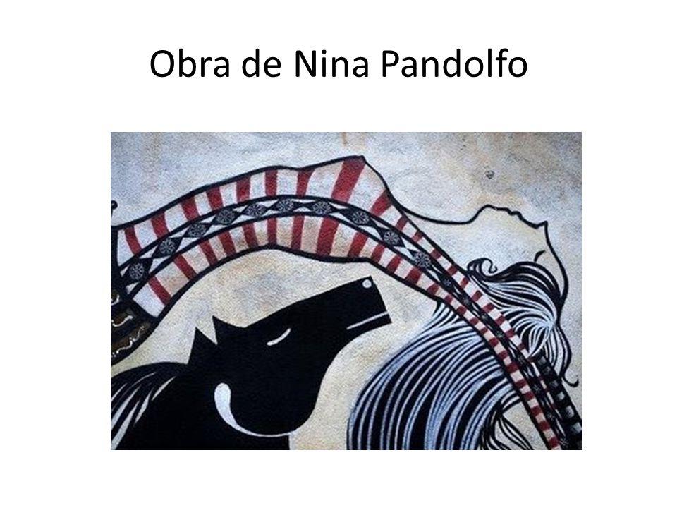 Obra de Nina Pandolfo