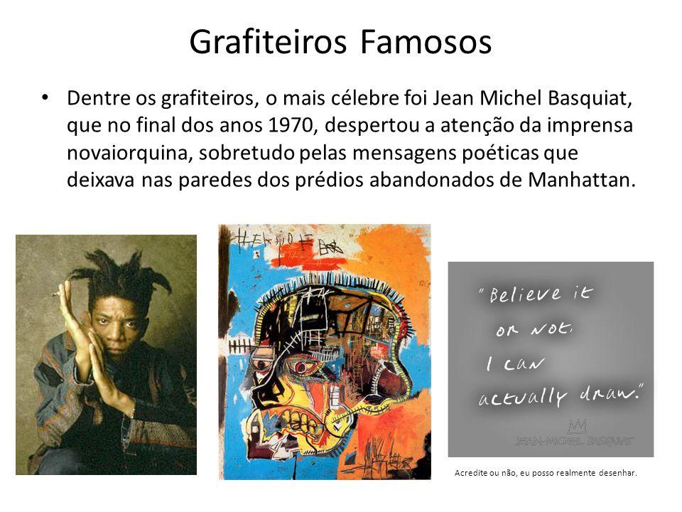 Grafiteiros Famosos