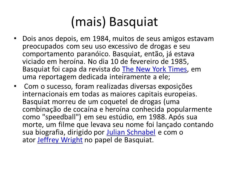 (mais) Basquiat