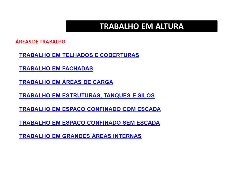 TRABALHO EM ALTURA PARA INFORMAÇÕES, CLIQUE NO NÚMERO CORRESPONDENTE:
