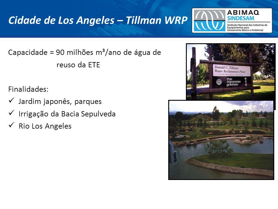 Cidade de Los Angeles – Tillman WRP