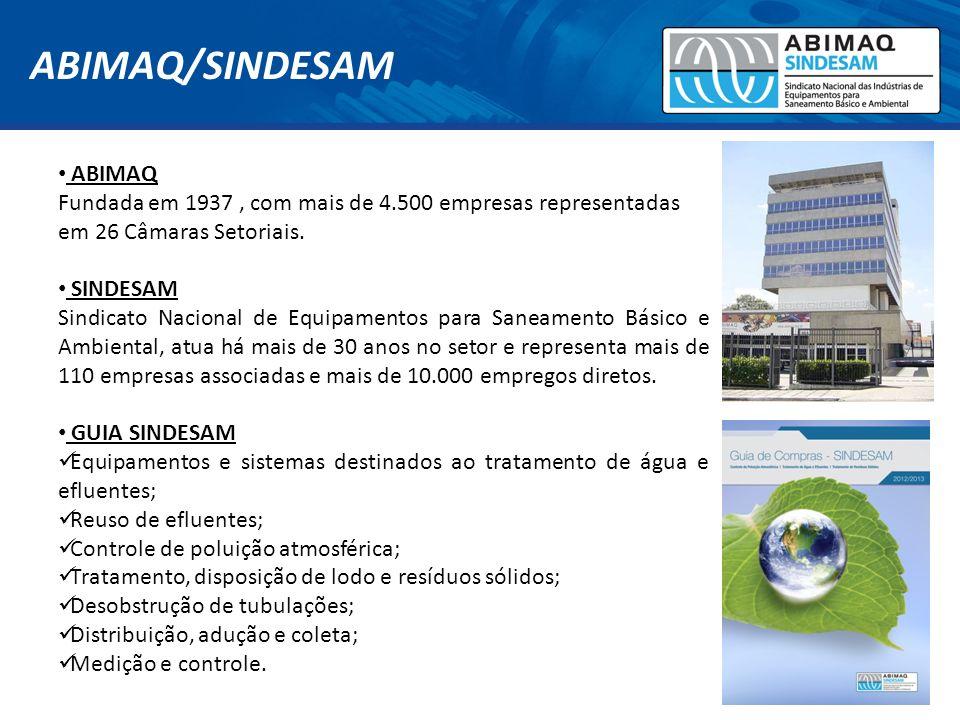 ABIMAQ/SINDESAM ABIMAQ