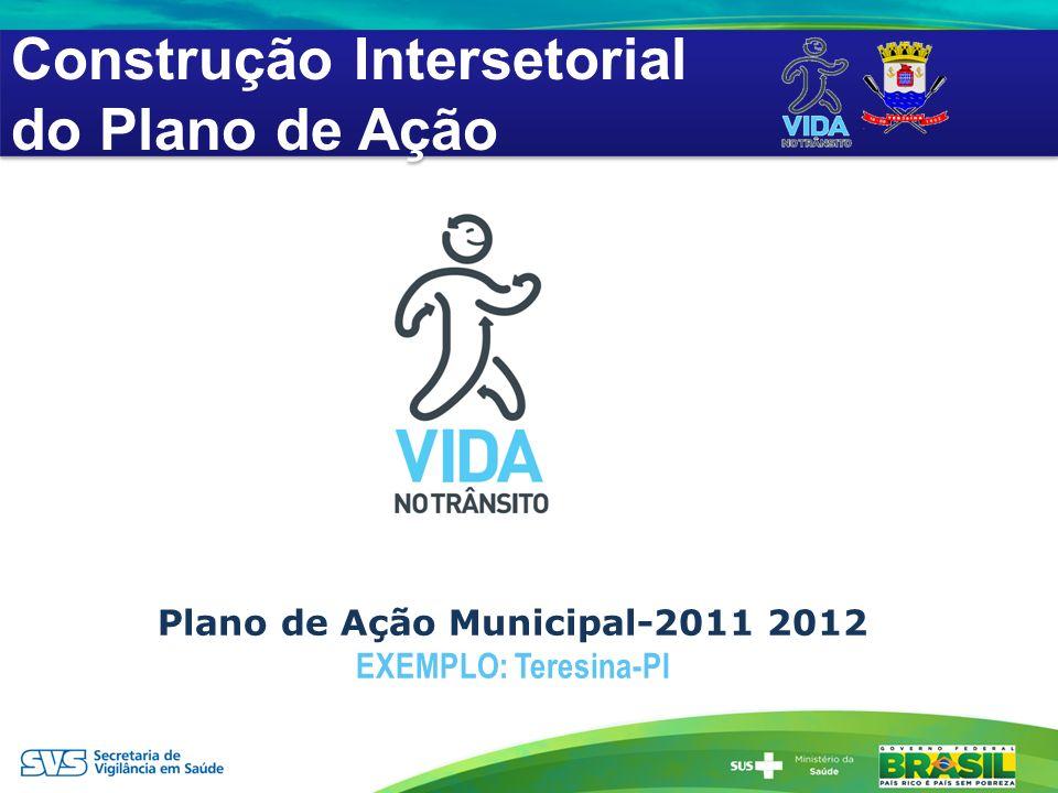 Plano de Ação Municipal-2011 2012