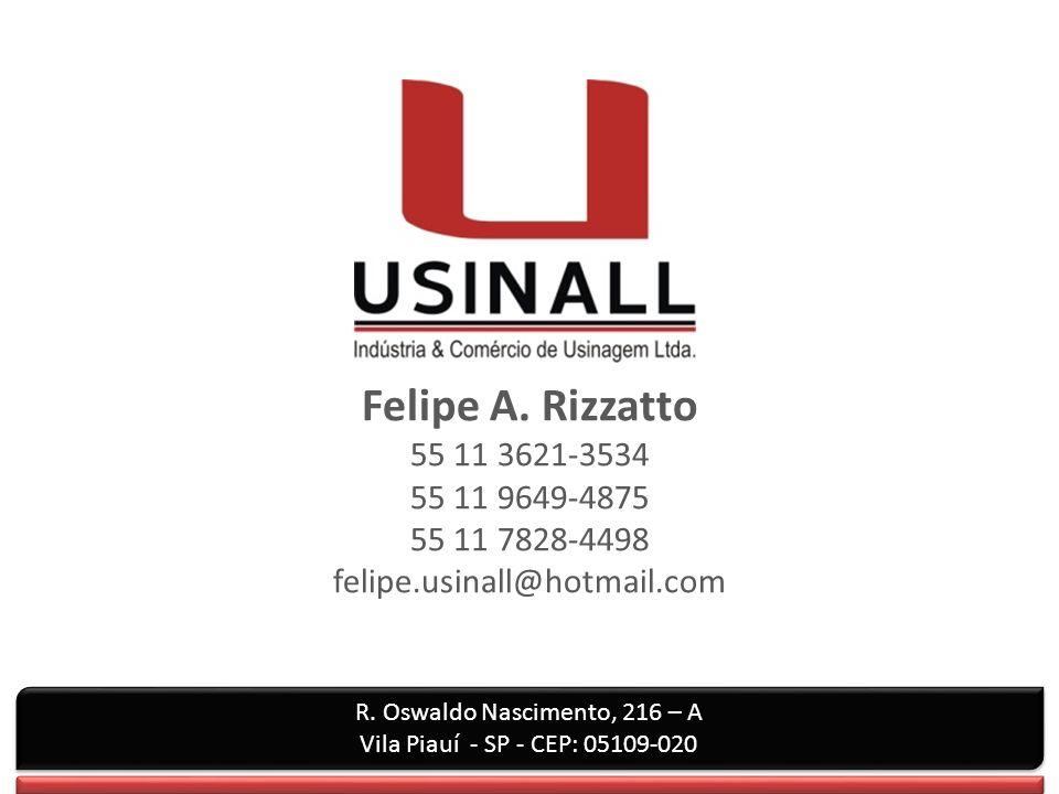 R. Oswaldo Nascimento, 216 – A