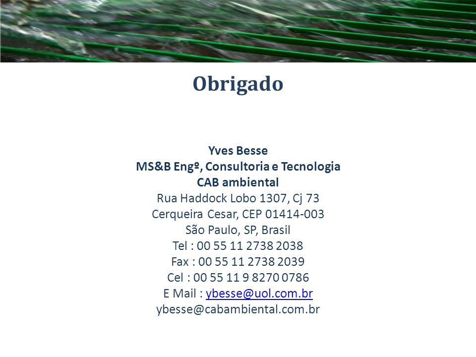 MS&B Engº, Consultoria e Tecnologia