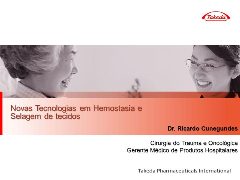 Novas Tecnologias em Hemostasia e Selagem de tecidos