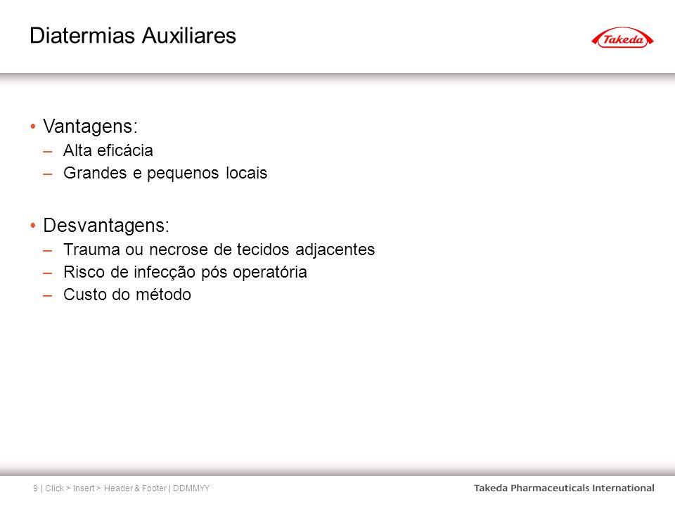 Diatermias Auxiliares