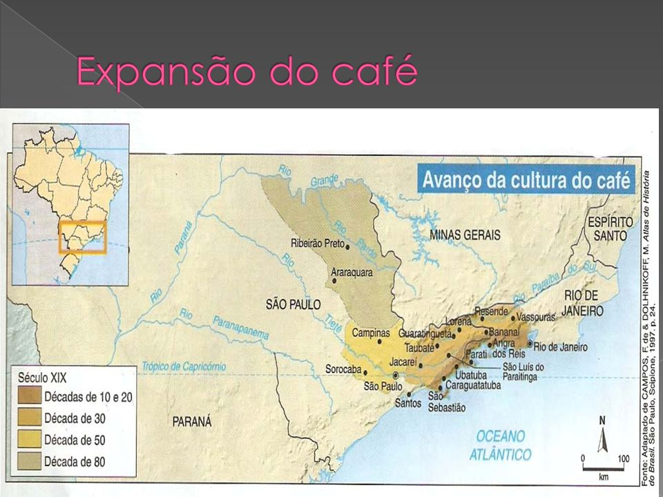 Expansão do café