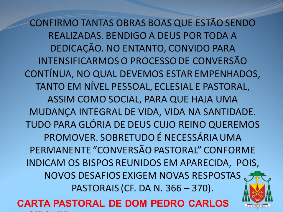 CONFIRMO TANTAS OBRAS BOAS QUE ESTÃO SENDO REALIZADAS