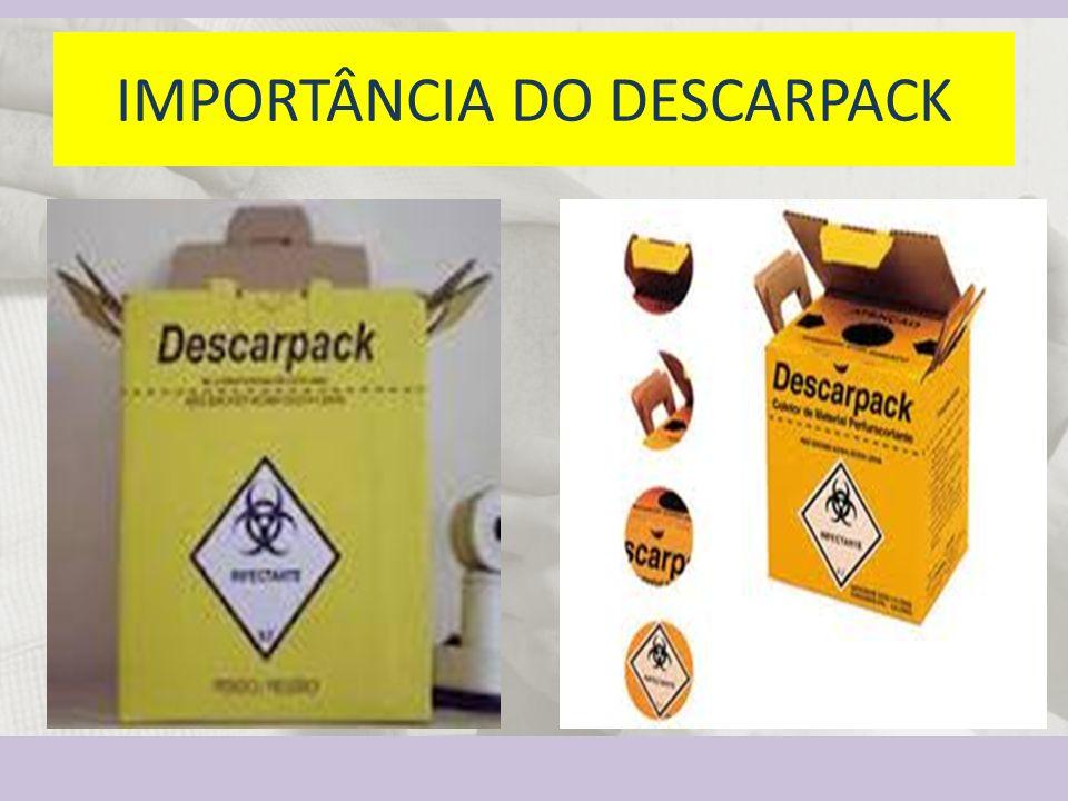 IMPORTÂNCIA DO DESCARPACK