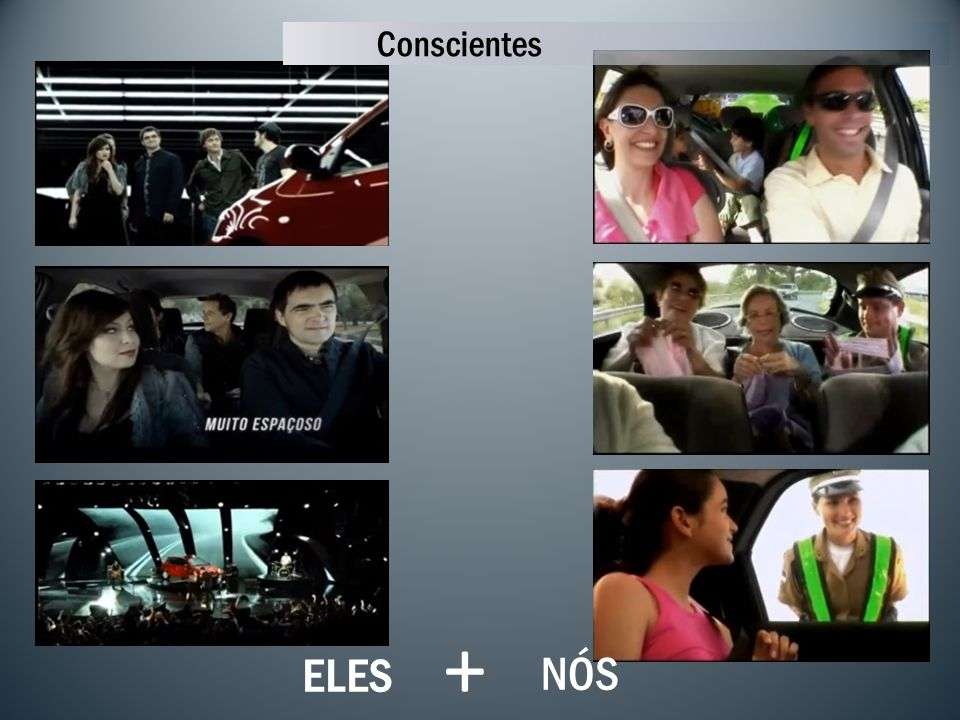 Conscientes + ELES NÓS