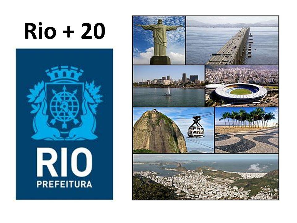 Rio + 20 Apresentação Inicial Trabalhos/Participação do Prof. M. P. Côrtes na Rio +20