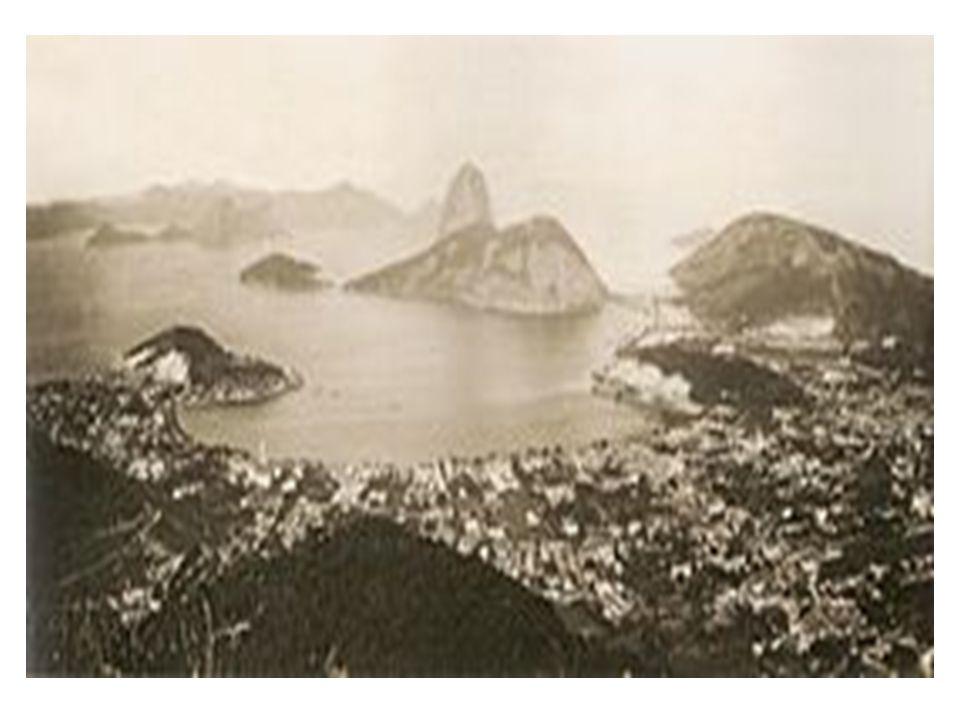 Rio + 20 Paisagem da Enseada de Botafogo no Inicio do Século Passado -